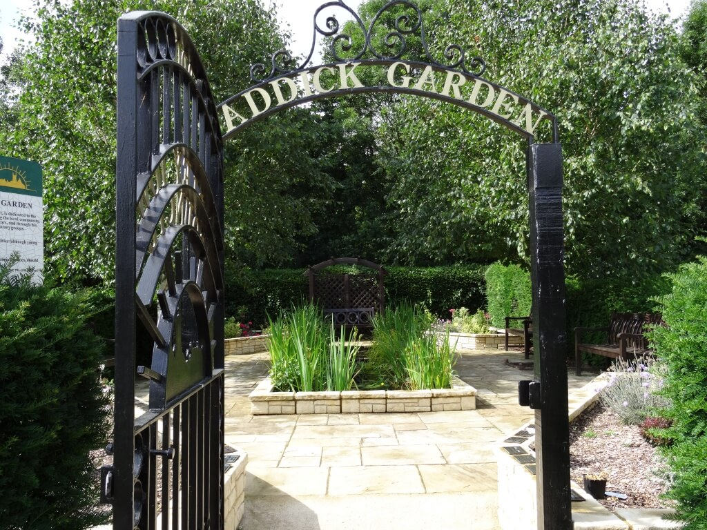 Paddick Memorial Garden- Mays Lane Burial Ground