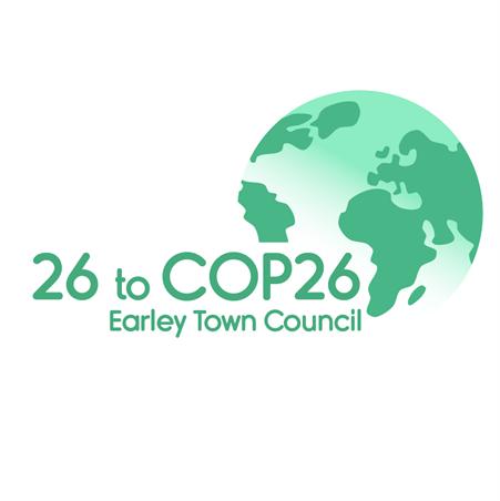 26 to COP26 logo
